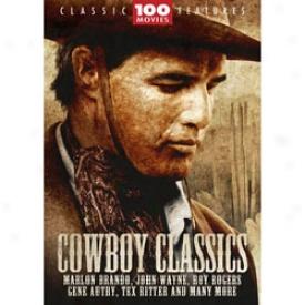 Cowboy Classics Dvd