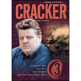 Cracker Series 3 Dvd
