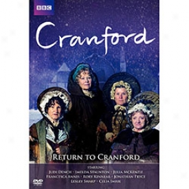 Cranford: Return To Cranford Dvd