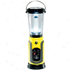 Crank Power Multi-function Lantern