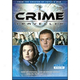 Crime Traveller The Complete Series Dvd