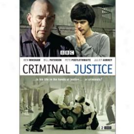 Criminal Justice Dvd