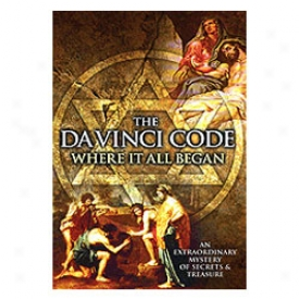 Da Vinci Code Where It All Began Dvd