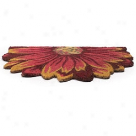 Daisy Shaped Doormat Paragon