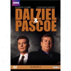 Dalziel & Pascoe Season 3 Dvd