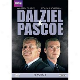 Dalziel & Pascoe Season 4 Dvd