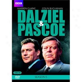 Dalziel & Pascoe Season 5 Dvd
