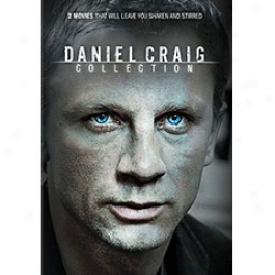 Daniel Craig Collection Dvd