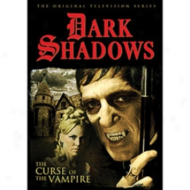 Dark Shadows The Vampire Curse Dvd