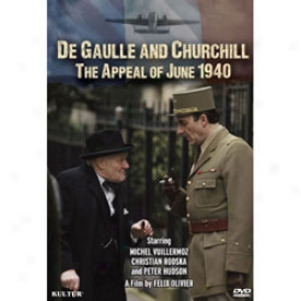 De Gaulle And Churchill The Appeal Of June 1940 Dvd