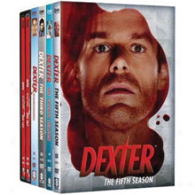 Dexter Seasons 1-5 Dvd