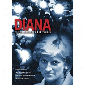 Dian The Witness In The Tunnel Dvd