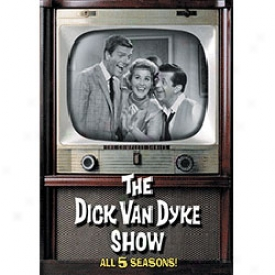 Dick Van Dyke Show The Complete Series Dvd