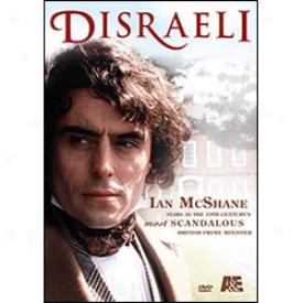 Disraeli Dvd