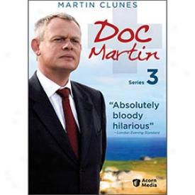 Doc Martin Series 3 Dvd