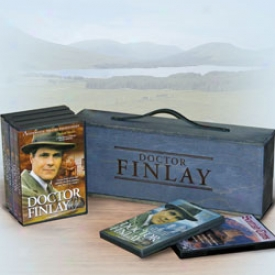 Doctor Finlay Complete Collection Dvd