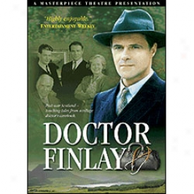 Doctor Finlay Set 1 Winning The Peace Dvd