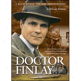 Doctor Finlay Set 2 A Delicate Balance Dvd