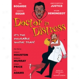 Doctor In Distress Dvd