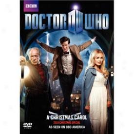 Doctor Who A Christmas Carol Dvd