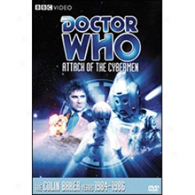 Doctor Who Attack Of The Cybermen Dvd