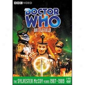 Doctor Who Battlefield Dvd