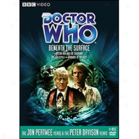 Doctor Wgo Beneath The Surface Dvd
