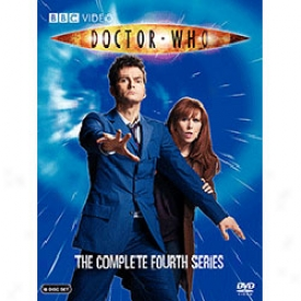 Doctor Who Complete Fourth Series Dvd