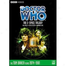 Adept Who E Space Trilogy Dvd
