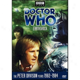 Doctor Who Earthshock Dvd