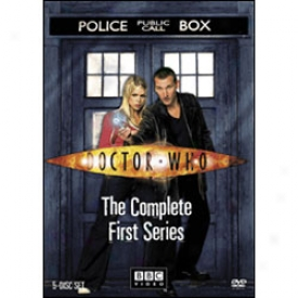 Doctor Who First Succession 2005 Dvd