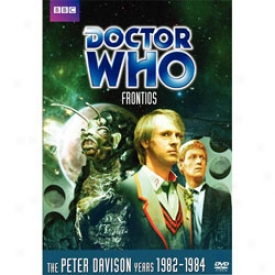 Doctor Who Frontios Dvd