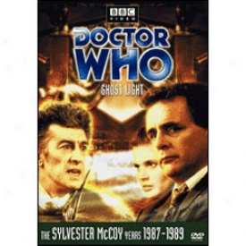 Doctor Who Ghost Light Dvd