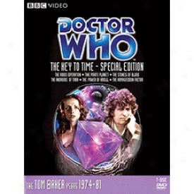 Doctor Who Key To Time Special Edition Dvd
