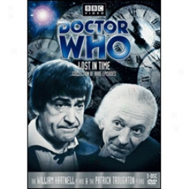 Doctor Who Lost In Time Collection Dvd