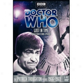 Doctor Who Lost In Time Patrick Troyghton Years Dvd