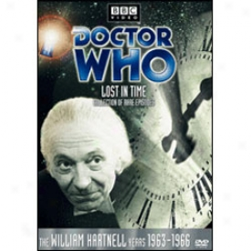 Doctor Who Lost In Time William Hartnell Years Dvd