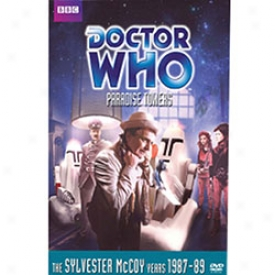 Doctor Who Paradise Towers Dvd