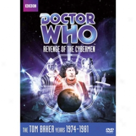 Doctor Who Revenge Of The Cybermrn Dvd