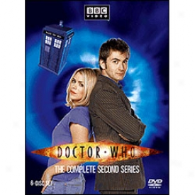 Doctor Who Second Series 2006 Dvvd