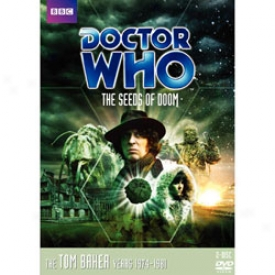 Doctor Who Seeds Of Doom Dvd
