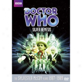 Doctor Who Silvery Nemesis Dvd