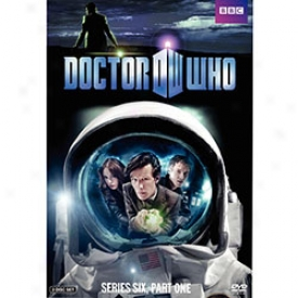 Doctor Who Sixth Series Part One Dvd Or Blu-ray