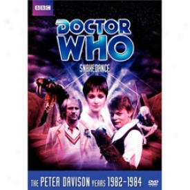 Doctor Who Snakedance Dvd