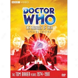 Doctor Who The Androids Of Tara Special Edition Dvd