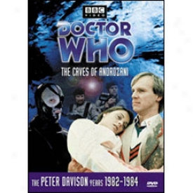Doc5or Who The Caves Of Androzani Dvd