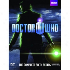 Doctor Who The Comppete Sixth Series Dvd Or Blu-ray