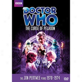 Dovtor Who The Curse Of Peladon Dvd