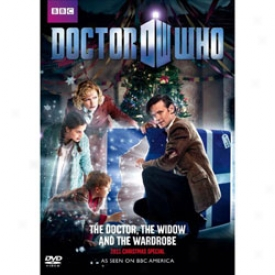 Doctor Who The Doctor, The Widoe And The Apparel 2011 Christmas Special Dvd