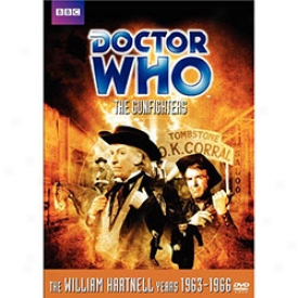 Doctor Who The Gunfighters Dvd